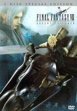 Final Fantasy VII: Advent Children (DVD, 2006, 2-Disc Set) NEW