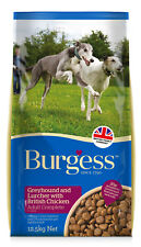 Burgess Greyhound & Lurcher Dog Food 12.5kg