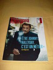 JOHNNY HALLYDAY Télérama N°3381 Novembre 2014