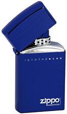 Zippo Into The Blue for Men Eau de Toilette 30ml 1.0Oz Perfume Fragrance