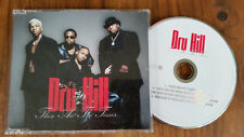 DRU HILL - These Are The Times / How Deep Is Your Love (Maxi CD)