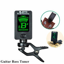 Clip On Chromatic Tuner Guitar Bass Banjo Ukulele Violin OUD Tuner Best Hot RS