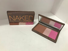NEW! URBAN DECAY NAKED FLUSHED BRONZER / HIGHLIGHTER / BLUSH IN NATIVE SALE