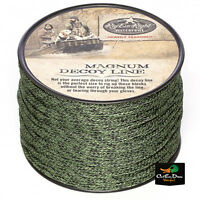 RIG'EM RIGHT WATERFOWL MAGNUM DUCK DECOY LINE CORD ROPE RIGGING 100' SPOOL
