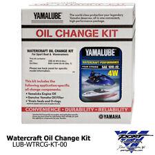 Yamaha 2002-2008 FX / FX Cruiser / FX HO / FX Cruiser HO Oil Change Kit 10W40