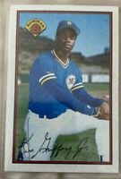 1x - 1989 Bowman MLB #220 Ken Griffey jr RC