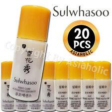 Sulwhasoo First Care Activating Serum EX 4ml x 20pcs (80ml) Sample Newist Ver