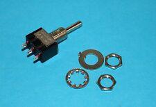 Kippschalter /  Schalter/Taster - 1-polig EIN-AUS-(EIN)  5 Stück