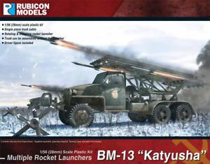 Rubicon - Bm - 13N Katyusha - Bullone Azione - Spedizione 1ST Classe - 28MM -