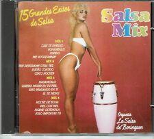 Salsa Mix    Orquesta La Salsa de Borinquen   BRAND  NEW SEALED  CD