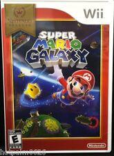 Super Mario Galaxy (Nintendo Selects) (Nintendo Wii, 2011)