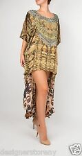 Camilla Franks 'Tapestry Of Time' Short Round Neck Kaftan