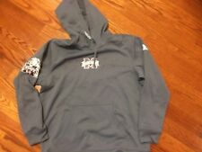 NWT! MISSISSIPPI STATE ADIDAS Team Player FAMILY Hooded Sweatshirt Adult Small