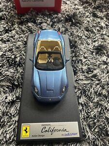 Looksmart Ferrari California Azzurro California 1/43