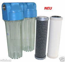 Trinkwasserfilter, Wasserfilter, 0,3 µm