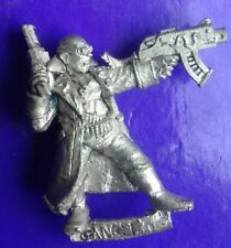 delaque gang Necromunda citadel gw games workshop ganger leader with boltgun