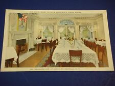 White Room Kathryn Lawrence's 641 Delaware Buffalo NY Vintage  Postcard PC6
