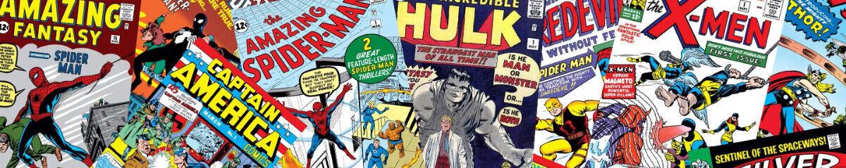 Parker West Comics & Toys