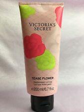 NEW VICTORIA'S SECRET TEASE FLOWER FRAGRANCE HAND & BODY LOTION CREAM 6.7 FL OZ