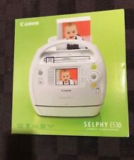 Canon SELPHY ES30 Digital Photo Thermal Printer Brand New Unused Please READ