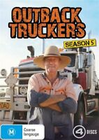Outback Truckers : Series 5 (DVD, 4-Disc Set) NEW