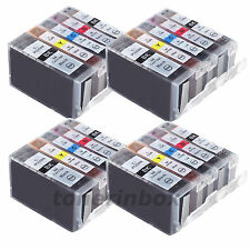 20 NEW Ink Cartridges for Canon PGI-5BK CLI-8 iP4200 iP4300 iP4500 iP5200