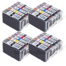 20 NEW Ink Cartridges for Canon PGI-5BK CLI-8 iP4200 iP4300 iP4500 iP5200