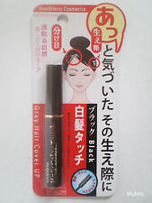 Black Daiso EverBilena GRAY HAIR COVER UP MASCARA Waterproof Cosmetic