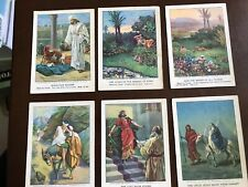 18 Religious Cards 1919  Olivet Picture Cards