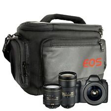 Camera Bag For DSLR Canon Nikon Sony Mirrorless Photo Video Shoulder Travel Case