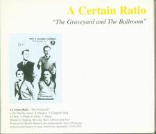 A Certain Ratio - The Graveyard And The Ballroom Digipack Cd Eccellente