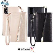 Custodie portafoglio opaco Per iPhone X per cellulari e palmari