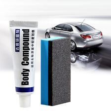 NEW High Quality Body Compound Paste Set for Car Auto Scratching Pai s