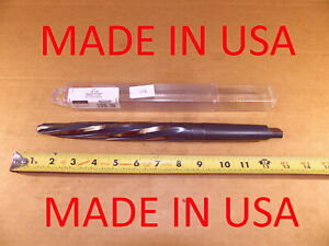 "15/16"" Bridge Reamer (Construction), MT3 Taper Shank, Viking, Spiral Flute, USA"