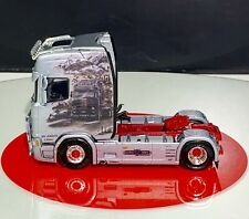 "SCANIA TRUCK WSI MODELS-HIGHLINE CS20H-""DECKER TRANSPORTE""-1:50"