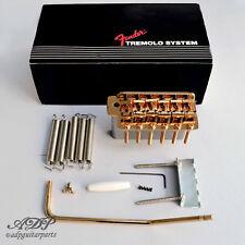 Fender Vintage Stratocaster 56mm Tremolo Kit Original Box GOLD 099-2049-200