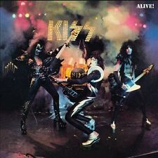 Alive! by Kiss (Vinyl, Mar-2014, 2 Discs, Universal)