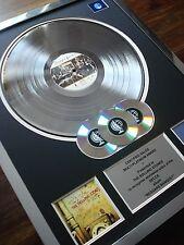THE ROLLING STONES BEGGARS BANQUET LP MULTI PLATINUM DISC RECORD AWARD ALBUM