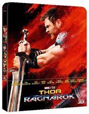Thor Ragnarok Steelbook Edition (Blu Ray 3D + Blu-ray) WALT DISNEY