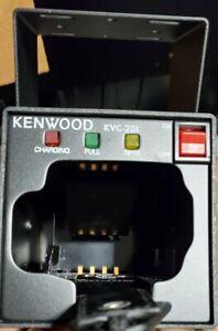 KENWOOD KVC-20L VEHICULAR DC CHARGER ONLY FOR NX200,TK2180 TK3180 TK5210 TK5310