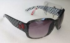 Women's Disney Sunglasses Minnie Mouse Bow Polka Dots
