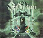 heroes  + 5 bonus tracks  SABATON   CD