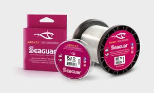 Seaguar ABRAZX 100% Fluorocarbon 1000 yd Spool - Select LB Test