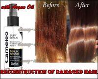 Delia Cameleo Keratin Hair Serum SILKY with Argan for Damaged Hair Oil 55 ml