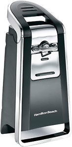 Hamilton Beach Electric Can Opener Smooth Edge Touch Commercial Kitchen Tool NEW