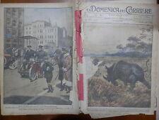 LA DOMENICA DEL CORRIERE 18 Gennaio 1925 Kenya Duca di York Spoleto Automobili