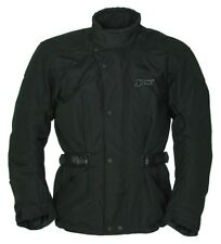 NEW WEISE S-TYPE 100% WATERPROOF / ARMOURED TEXTILE JACKET BLACK XS RRP £139.99