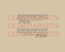 DUCATI 750 SUPER SPORT DESMODUE '94 '97 ADESIVI CARENA STICKERS