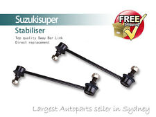 2 Rear Sway Bar Link Kit Kia Carens Stabiliser 2000-2006 Pair