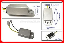 6V universal SpannungsBEGRENZER - Spannungsregler Wechselstrom  6 Volt - 70 Watt
